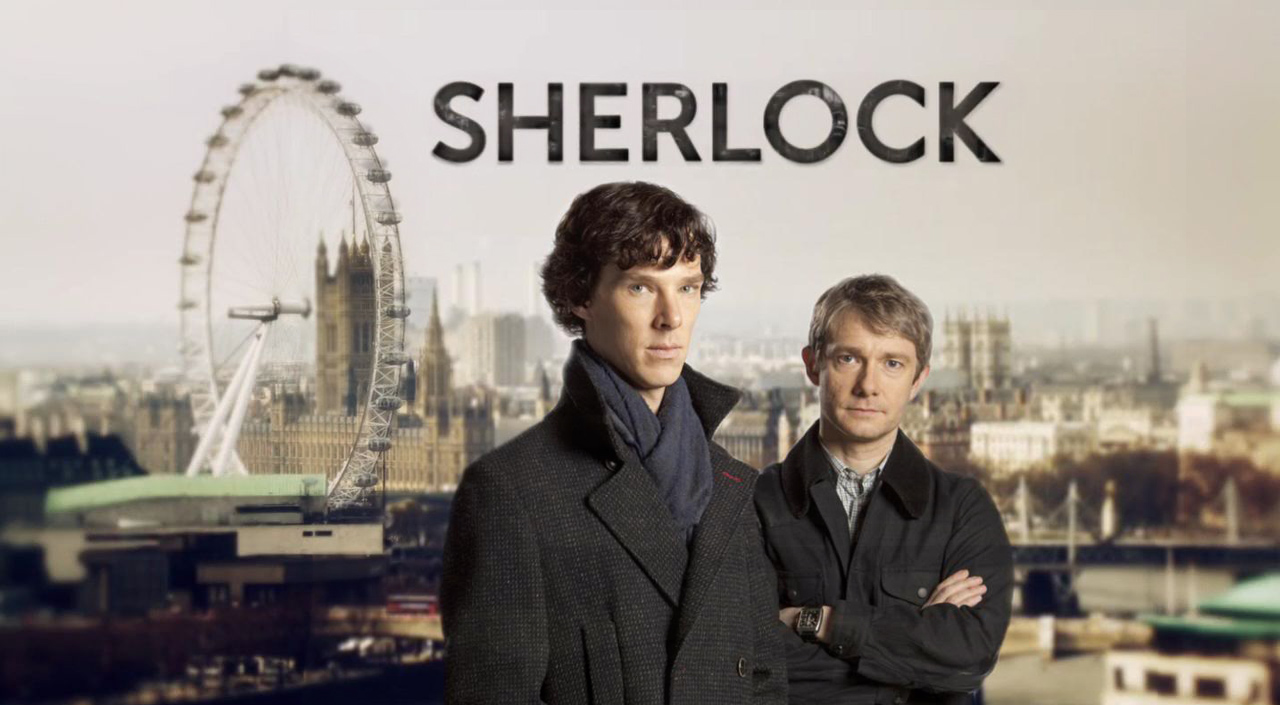 Sherlock: series 4 teaser (official) (відео)