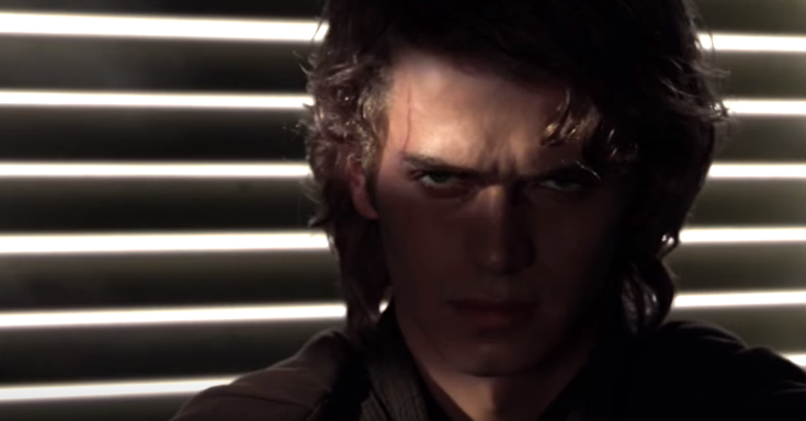 Anakin skywalker- believer